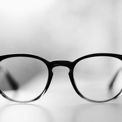 Black Glasses